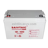VRLA battery for UPS (2v,12v 4ah-200ah)