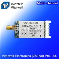 VW320A High anti-interference 2014 232TTL 433MHZ Series RF Module