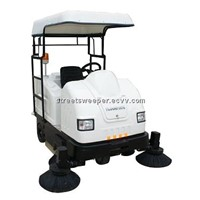 Vacuum Road Cleaning Floor Sweeper