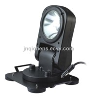 Vehicle remote control search light