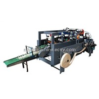 WFD-100-1 High Speed twist-rope & Flat-belt handle machine