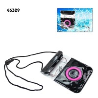 Waterproof Bag with Speaker(K1108)