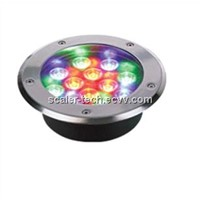 Waterproof LED Inground Light - 12W