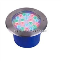 Waterproof LED Inground Light -15W