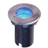 Waterproof LED Inground Light 3W