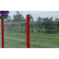 Welded Mesh Factory Fence