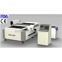 YAG600W  Laser Metal Cutting Machine AOL-1325 in China