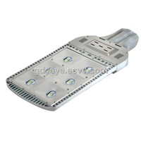 YAYE 2013 Hot Sell Meanwell Driver, Cree COB 120W LED Street Light with Warranty 5 Years