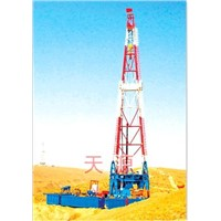 ZJ40/2250 Series Oil Drilling Rig