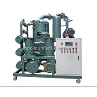 ZYD Age transformer oil separation machinery with high technology,2- stage vacuum system