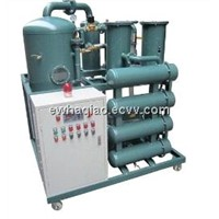 ZYD High-grade of transformer oil regenerating plant,double stage vacuum system