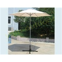 aluminum market commercial umbrella