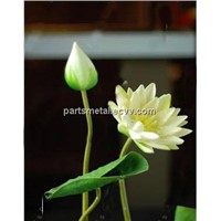 real touch flowers PU lotus flowers