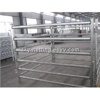Australia Style Portable Galvanized Sheep Corral Fence Panels(China Direct Factory)