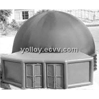 Blow up Inflatable Media Dome Tent for Movie Projector Show