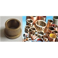 Bronze Oilite Self-Lubricating Bearing Bushing Bush