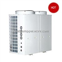 commercial heat pump air to water hot water for house 24hours