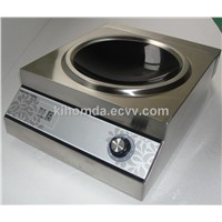 hot sell commercial induction cooker range