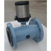 dual power supply electromagnetic flow meter