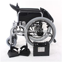 electric folding wheelchair BZ-6101