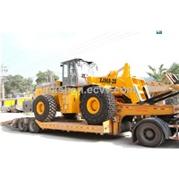 forklift wheel loader use for mining machinery with equipment