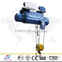 from china crane hometown CD/MD wire rope electric hoist price