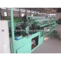 full automatic chain link fence machines