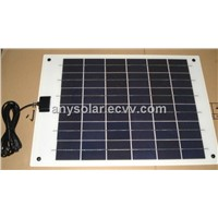 high effeicient mini solar panel