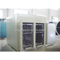 high level double doors drying oven