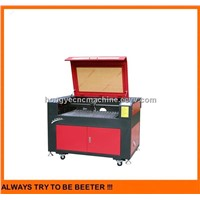 High Precision Laser Cutting & Engraving Machine with Red Dot Position QL-6090