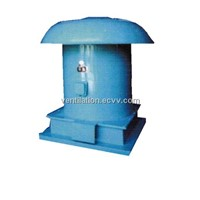 high temperature roof fan