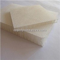 Stiffness Strength Light Weight Polypropylene Honeycomb Panel Act as Core Material in Fiberglass Sandwich Panel