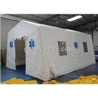 Inflatable Emergency Medical Tent for Hospital First Aid