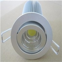 led cob down light /LED cob round led Ceiling Light