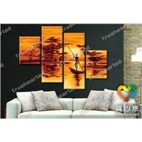 painting by numbers hand-painted digital oil painting decorative canvas painting