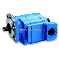 permco gear pumps and motors for oil and gas industry construction  machinery parker excavator