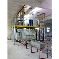 quartz sink extrude machine