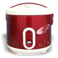 red color  rice cooker