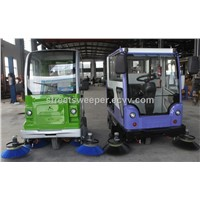 road sweeper/snow sweeper/floor sweeper/street sweeper MN-E8006/MN-E800L