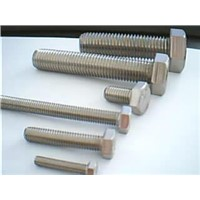sell stainless steel drilling Hex Bolt