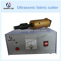 silk woven fabric ultrasonic cutter