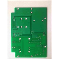single sided pcb prototyping