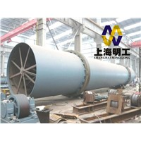 Small Rotary Drum Dryer / Iron Powder Rotary Dryer / Stainless Steel Rotary Drum Dryer