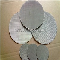 ss 304 round filter disc