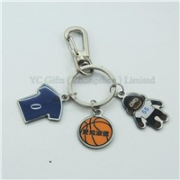 supply fashion sports football key ring