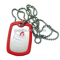 supply high quality dog tag necklace-dt-083