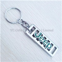 supply metal car keyrings in China