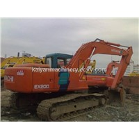 used Excavator HITACHI EX200-5