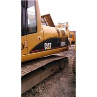 Used Excavator CAT 320CL