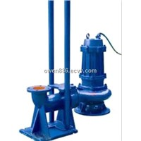 vertical sludge pump/sewage pump